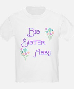 Big Sister Abby T-Shirt