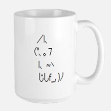 Text cat Mugs