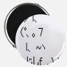 Text cat Magnets