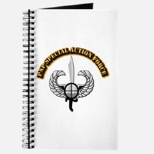 PNP Special Action Force Journal
