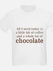 Lot of Chocolate T-Shirt