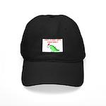DINO-MITE CHRISTMAS Black Cap