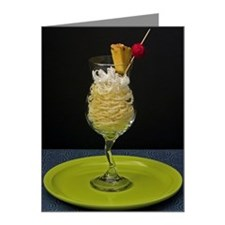 Pina Colada Note Cards (Pk of 10)