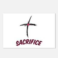 Sacrifice Postcards (Package of 8)