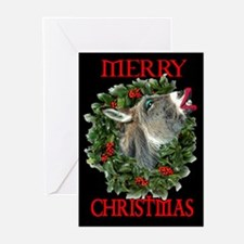 Rudolph's backup Greeting Cards (Pk of 10)
