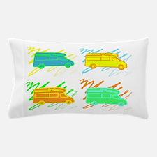 3-colorvans copy.jpg Pillow Case
