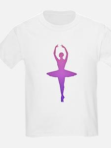 Ballerina Sillouette T-Shirt