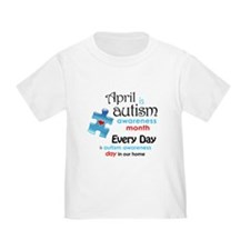 Cute Autism support T