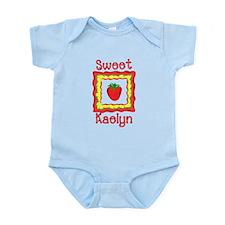 Sweet Kaelyn Infant Bodysuit