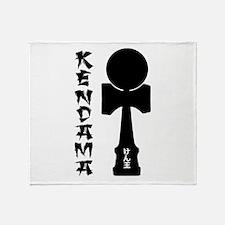 KENDAMA Throw Blanket