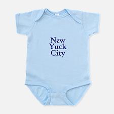 New Yuck City Body Suit