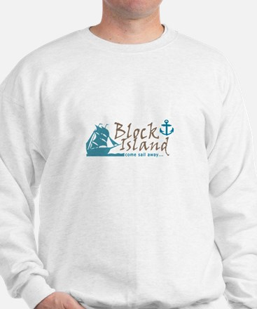 Block Island Sail Away Sweater