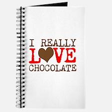 Love Chocolate Journal