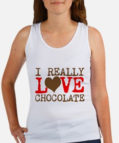 Love Chocolate Tank Top