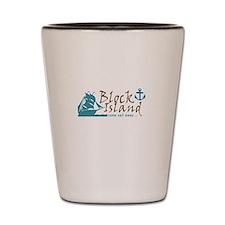 Block Island Sail Away Shot Glass