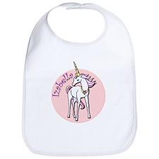 Izabella Unicorn Bib
