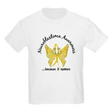 Neuroblastoma Butterfly 6.1 T-Shirt