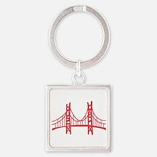 Golden Gate Keychains