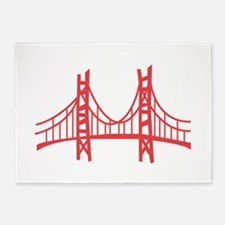 Golden Gate 5'x7'Area Rug