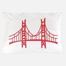 Golden Gate Pillow Case