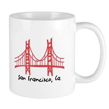 San Francisco Mugs
