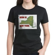 NEW YORK BORN T-Shirt