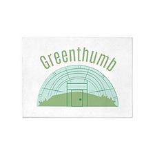 Greenthumb 5'x7'Area Rug