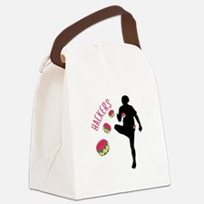 Hackers Canvas Lunch Bag