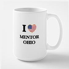 I love Mentor Ohio Mugs
