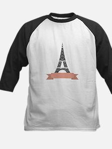 The Eiffel Tower Baseball Jersey
