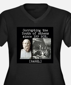 Corrupting the Youth Plus Size T-Shirt