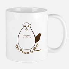 Power Is Mine Mugs