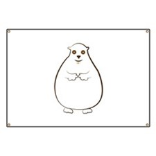 Groundhog Banner