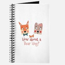 A Bear Hug Journal