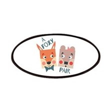 A Foxy Pair Patch