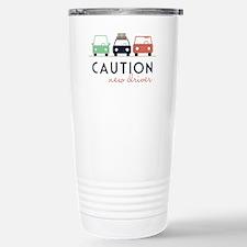 Caution New Driver Travel Mug