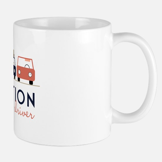 Caution New Driver Mugs