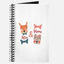 His & Hers Journal