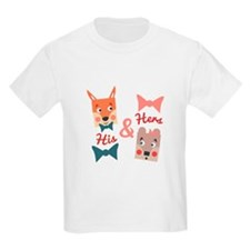His & Hers T-Shirt