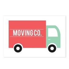 Moving Co. Postcards (Package of 8)