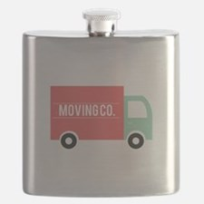 Moving Co. Flask