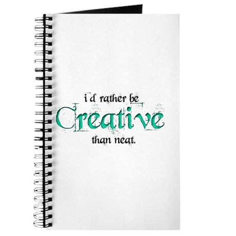 Rather Be Creative Journal
