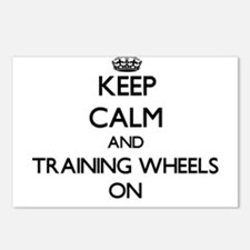 Keep Calm and Training Wh Postcards (Package of 8)