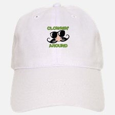Clownin Around Baseball Baseball Baseball Cap