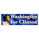 Washington for Clinton