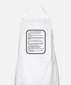 You Know Youre A Phlebotomist If... Apron
