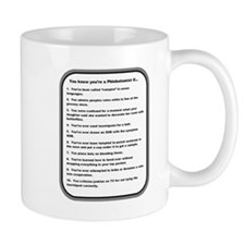 You Know Youre A Phlebotomist If... Mug