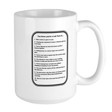 You Know Youre a Lab Tech if... Mug