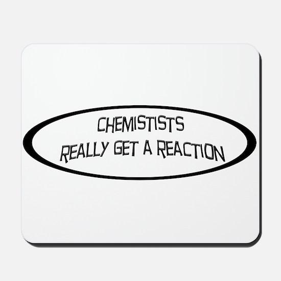 Chemists get a REACTION Mousepad