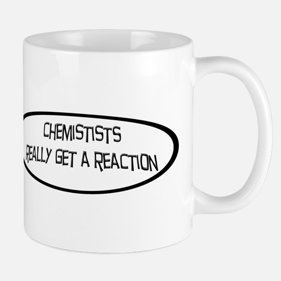 Chemists get a REACTION Mug